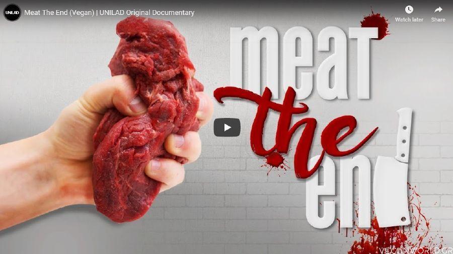 Meat The End_VeganWorld.gr