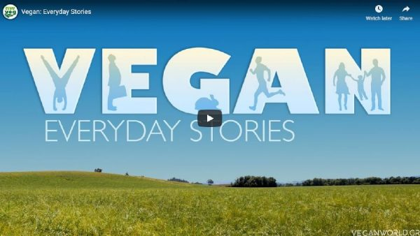 Vegan Everyday Stories_VeganWorld.gr