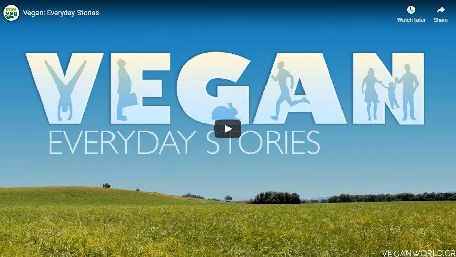 Vegan Everyday Stories_VeganWorld.gr