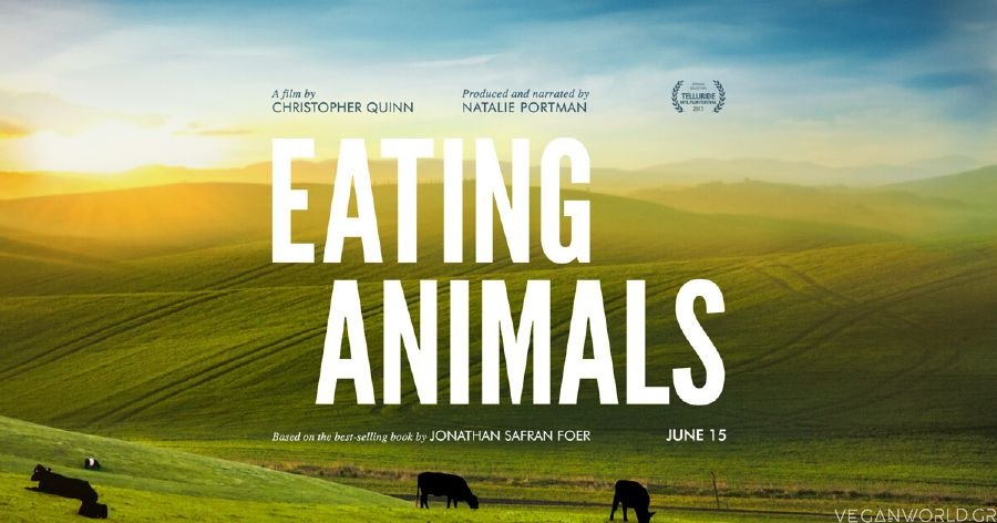 EATING ANIMALS_VeganWorld.gr