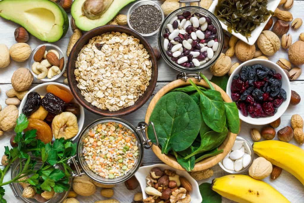 vegan τρόφιμα πλούσια σε μαγνήσιο για να αποφύγετε τα συμπληρώματα