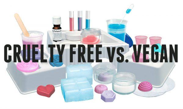 Cruelty-Free vs. Vegan – Ποια η διαφορά?