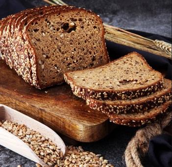 Ψωμί Ολικής Αλέσεως vegan συνταγή διατροφική αξία