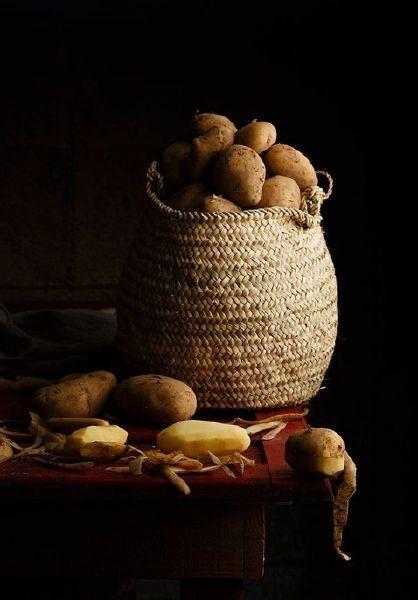 πατάτες διατροφική αξία