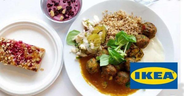 IKEA goes Vegan στην Αγγλία