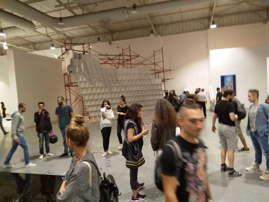 Έκθεση παρουσίασης των πτυχιακών 2019 της Ανωτάτης Σχολής Καλών Τεχνών Αθηνών