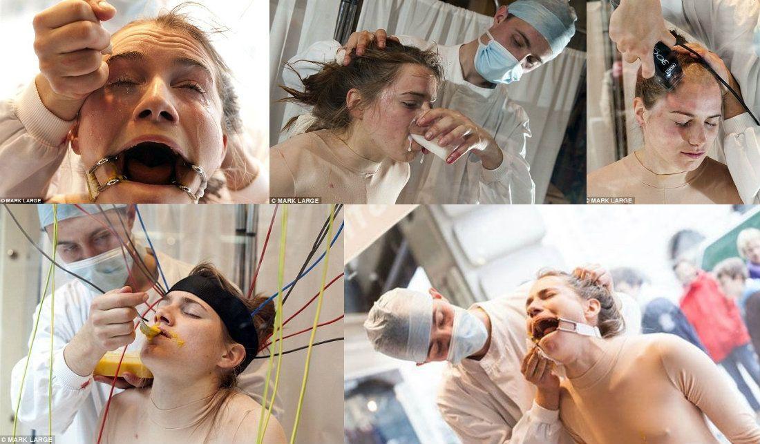 Καλλιτεχνικός Ακτιβισμός _LUSH Fighting Animal Testing campaign