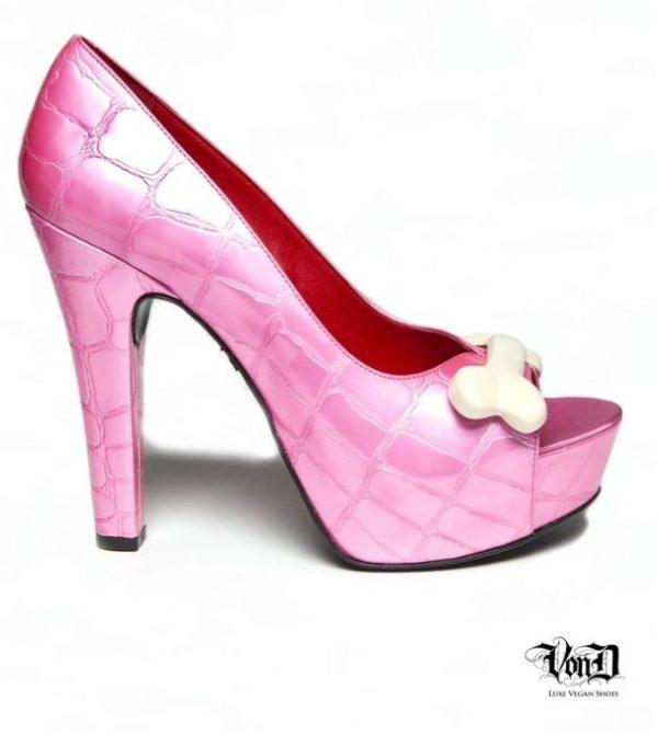 Kat_Von_D vegan παπούτσια shoes από μήλα