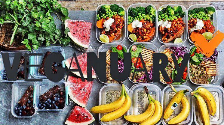 Τι είναι το Veganuary, πότε αρχίζει το 2020 και πως μπορείς να συμμετάσχεις