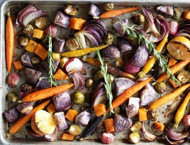 Ψητά Λαχανικά - τεχνικές ψησίματος και χρόνοι ανά είδος