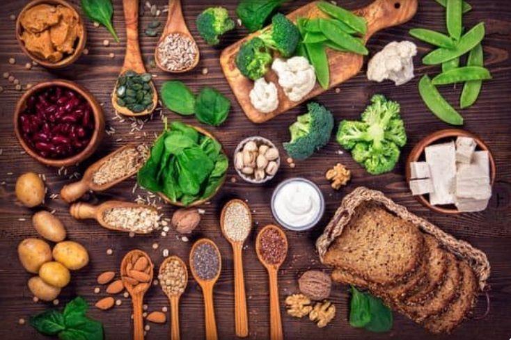 πλήρεις πρωτεΐνες Vegan διατροφή