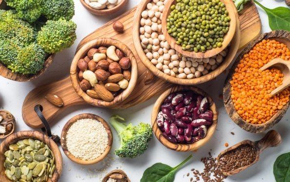 3 Μύθοι σχετικά με την Φυτική Πρωτεΐνη και την Vegan Διατροφή