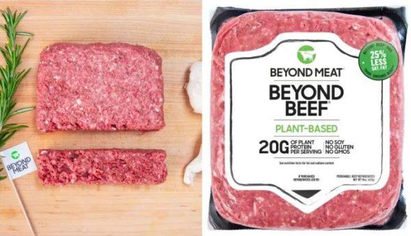 "Beyond Meat λανσάρει το ""Beyond Beef"", vegan κιμά με περισσότερες πρωτεΐνες από το βόειο κρέας"