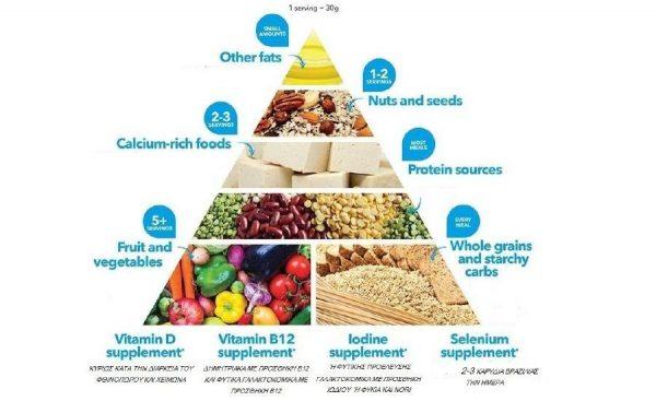 Βασικός_Οδηγός για μια υγιεινή Vegan & Raw Vegan Διατροφή