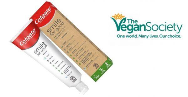 H Colgate κυκλοφορεί vegan και cruelty-free οδοντόκρεμα