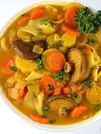 Σούπα Λαχανικών για μοναδική ενίσχυση του Ανοσοποιητικού Συστήματος