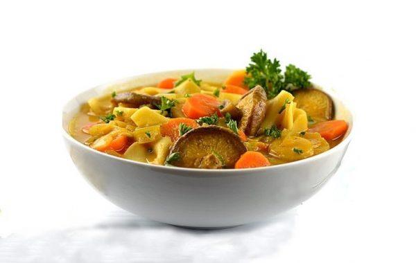 Σούπα Λαχανικών για μοναδική ενίσχυση του Ανοσοποιητικού