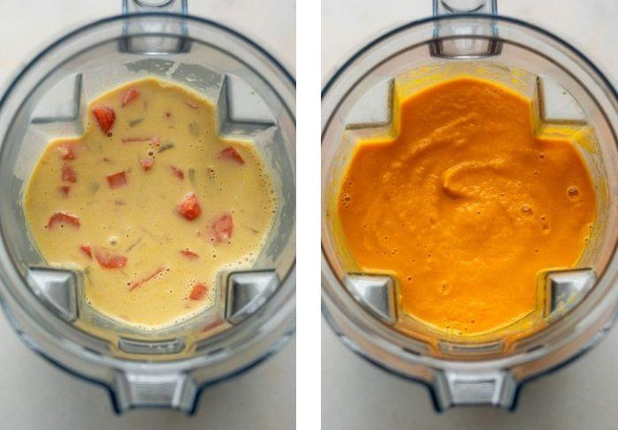 Vegan Σούπα με Kαρύδα, Tζίντζερ και Kαρότο για ενίσχυση του Ανοσοποιητικού Συστήματος