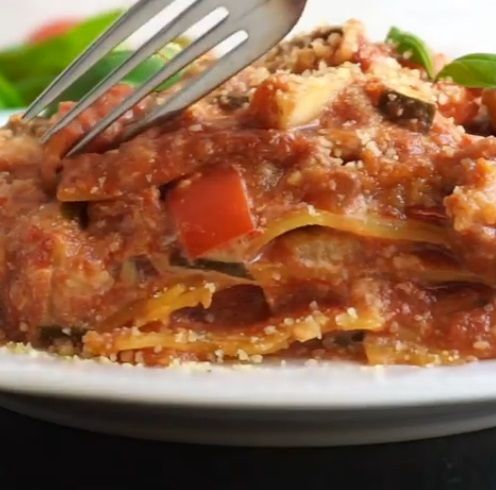 Vegan Λαζάνια με Μπεσαμέλ από Κάσιους βίγκαν συνταγή