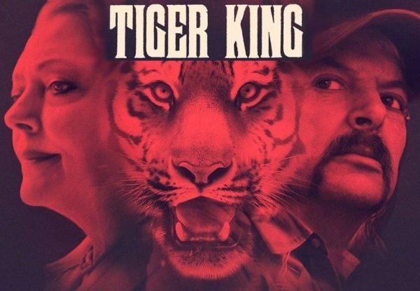 To Tiger King του Netflix και η αναφορά του Iggy Pop, Joaquin Phoenix, και πολλών άλλων