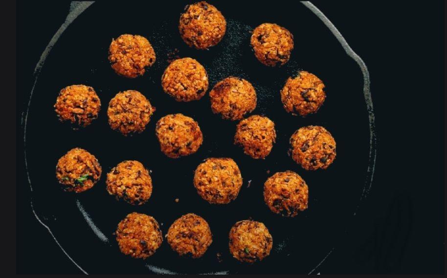κεφτεδάκια vegan συνταγή εύκολη γευστικά βίγκαν
