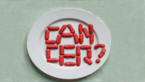 καρκινογόνα τρόφιμα τροφές καρκίνος