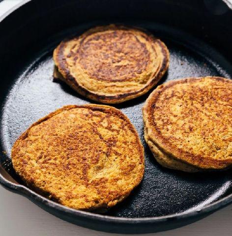 Βίγκαν Κρέπες με αυγό λιναρόσπορου (vegan & χωρίς γλουτένη)