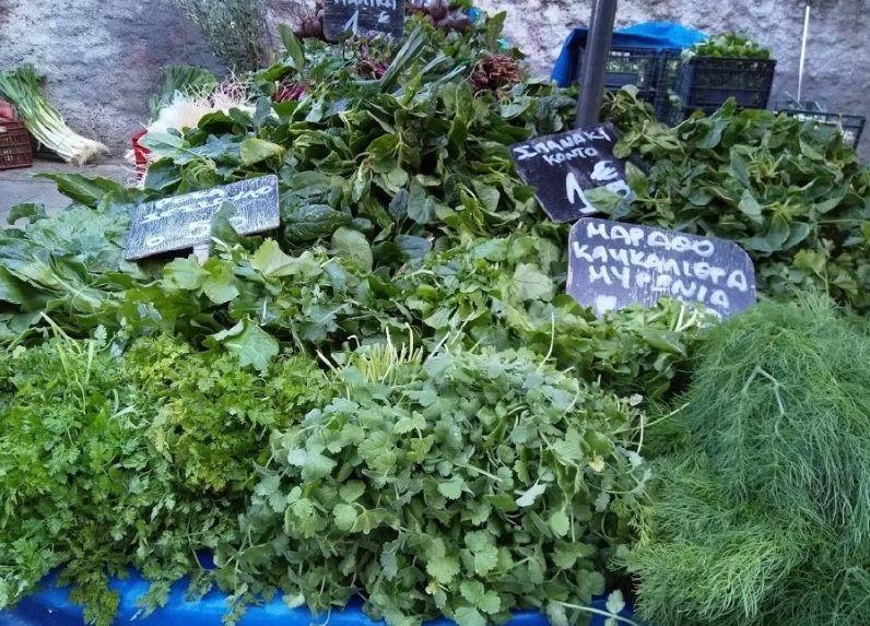 Εποχιακά Λαχανικά Δεκεμβρίου θρεπτική αξία