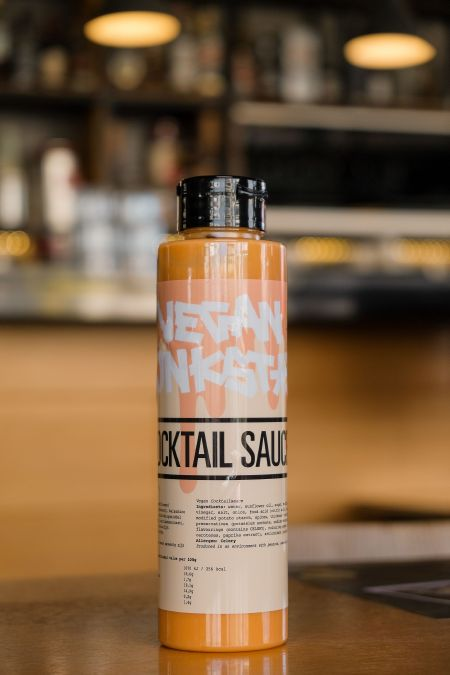 Vegan Junk Star Coctail Sauce – Σως Κοκτέιλ