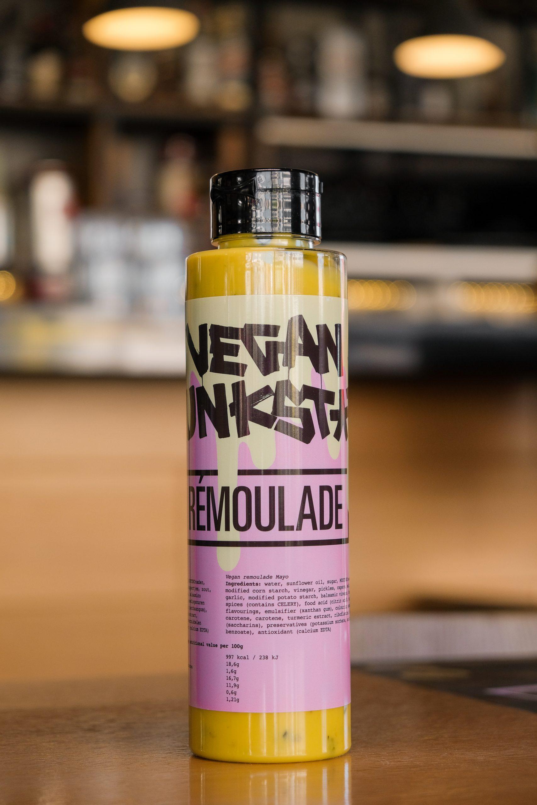 Vegan Junk Star Rémoulade Sauce – Ρεμουλάδα