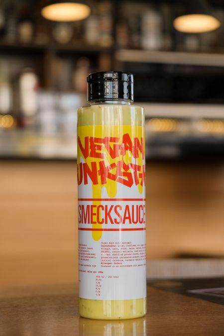 Vegan Junk Star Smeck Sauce – Φυτική μαγιονέζα με Εστραγκόν