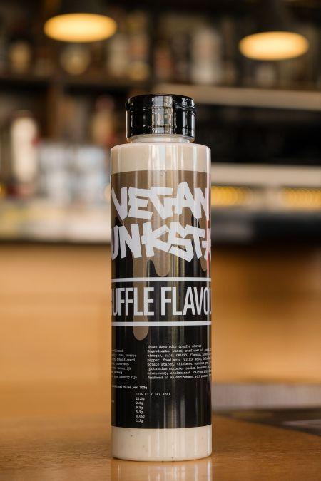 Vegan Junk Star Truffle Flavour Sauce – Φυτική Μαγιονέζα με Γεύση Τρούφας