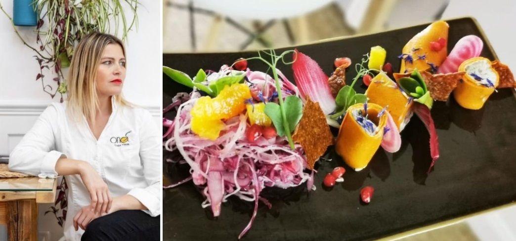 ΟΝΑ το πρώτο vegan εστιατόριο που λαμβάνει αστέρι Michelin