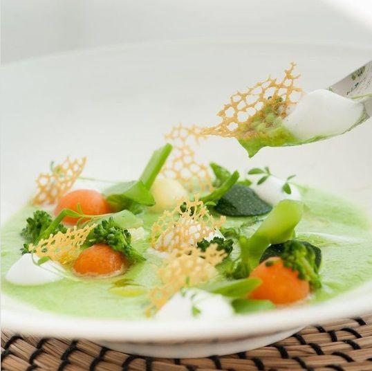 ΟΝΑ_Γαλλία το πρώτο vegan εστιατόριο που λαμβάνει αστέρι Michelin