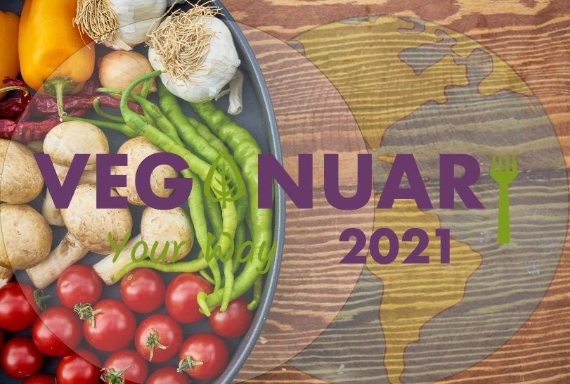 Veganuary 2021 - Νέα έρευνα από το Vegan Society για τα κίνητρα των συμμετεχόντων