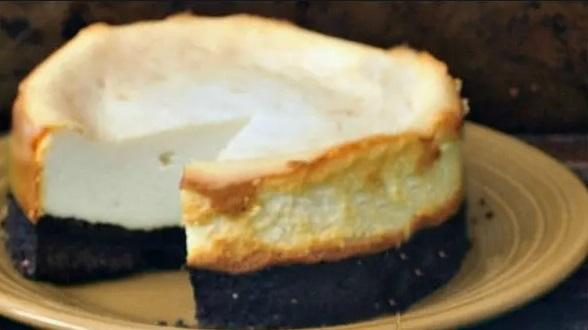 Νηστίσιμο Vegan Cheesecake συνταγή