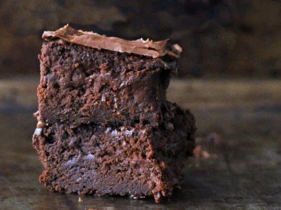 Vegan Brownies Σοκολάτας με Γλυκοπατάτα