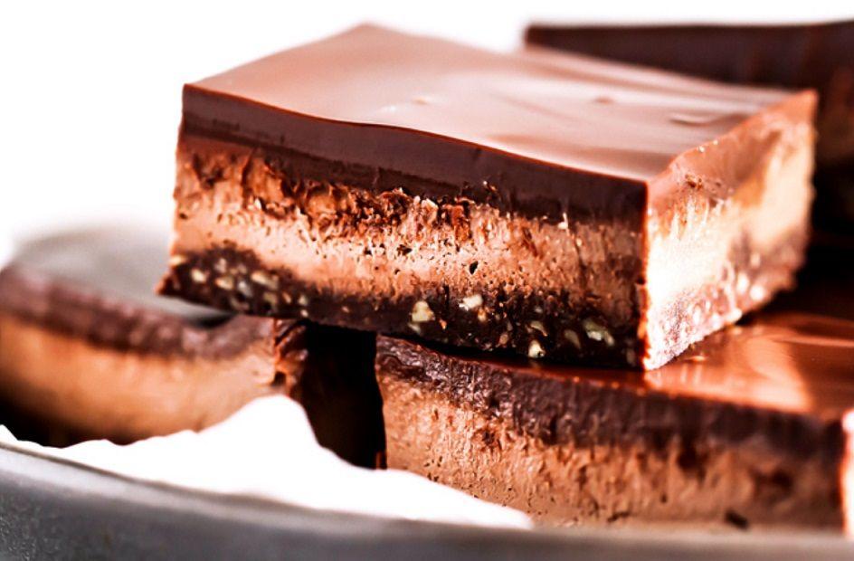 Vegan Cheesecake Σοκολάτας συνταγή νηστίσιμη