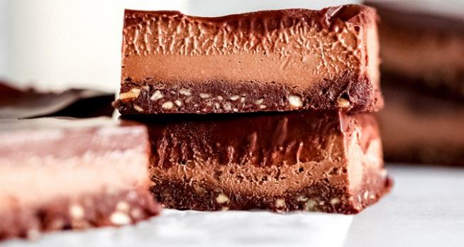 Vegan Cheesecake Σοκολάτας συνταγή
