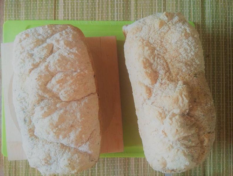 Συνταγή Vegan Ψωμί χωρίς γλουτένη - σπιτικό ψωμί