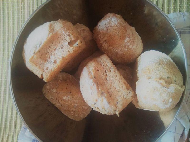 Συνταγή Vegan Ψωμί χωρίς γλουτένη - ψωμάκια