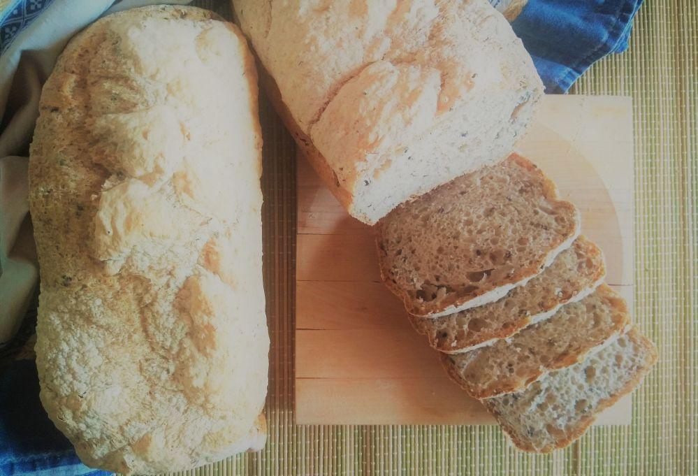 Συνταγή Vegan Ψωμί χωρίς γλουτένη